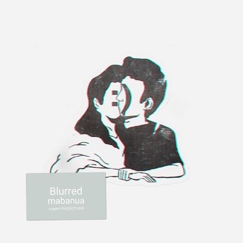 【CD】mabanua - Blurred(通常盤)