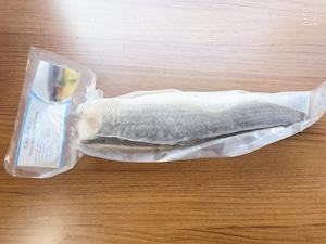Cá Lóc ,Cá Quả (1kg)-Frozen Mudfish Head Cutting