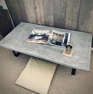 モールテックスのローテーブル