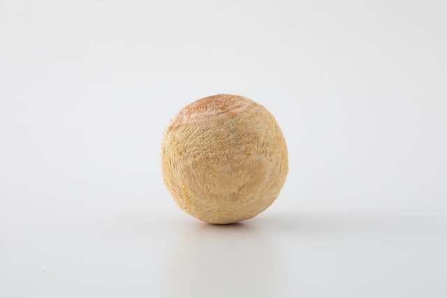 木の球 / 西本良太