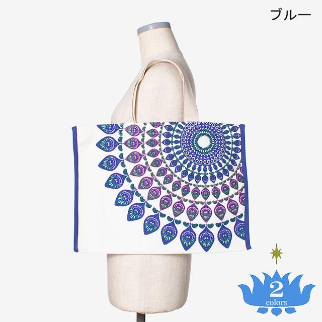 キャンバスバッグ マンダラ1 Canvas Bag Mandala1