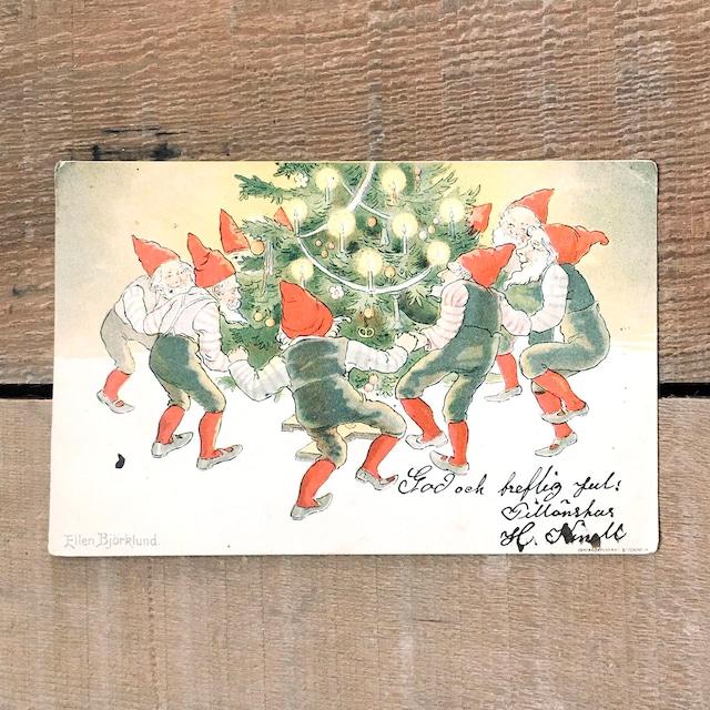 クリスマスカード「Ellen Björklund(エレン・ビョークルンド)」《200222-06》