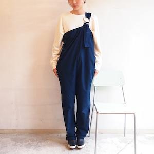 ■袈裟パンツNEO/濃藍色