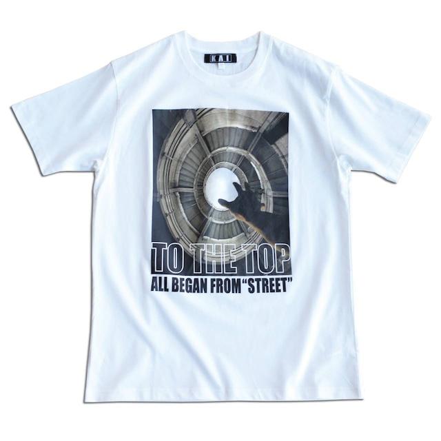 応援Tシャツ.TS04 White