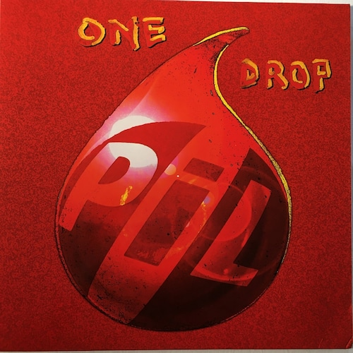 【12inch・米盤】Public Image Limited / One Drop