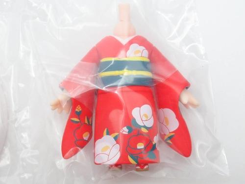 再入荷 ねんどろいどもあ きせかえ成人式:振袖 体パーツ 赤色