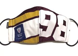 【デザイナーズマスク 吸水速乾COOLMAX使用 日本製】NFL SPORTS MASK CTMR 0225029