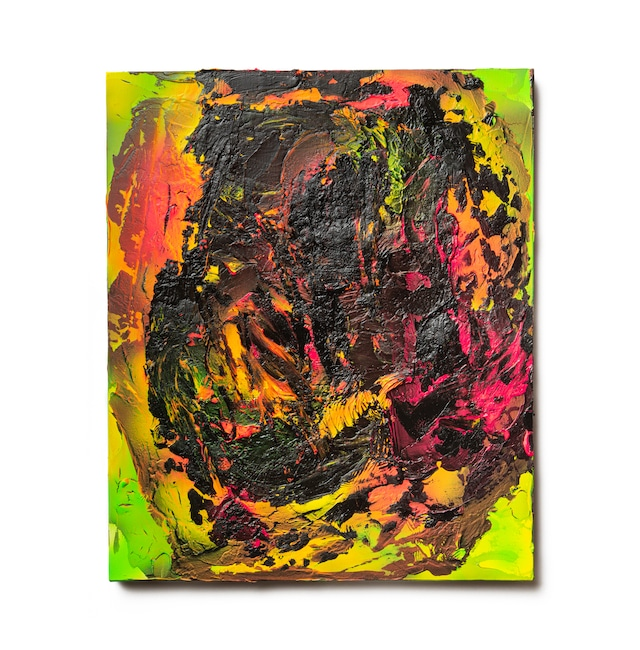 Abstract Painting: FALLING IN REVERSE