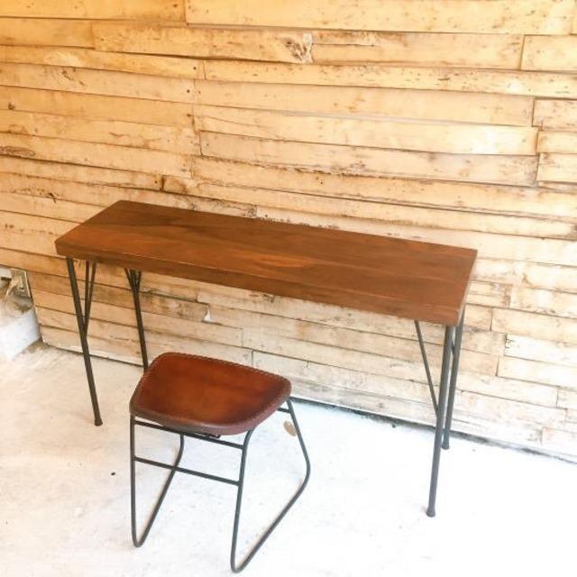 TOPANGA Furniture シーシャムウッド コンソールテーブル