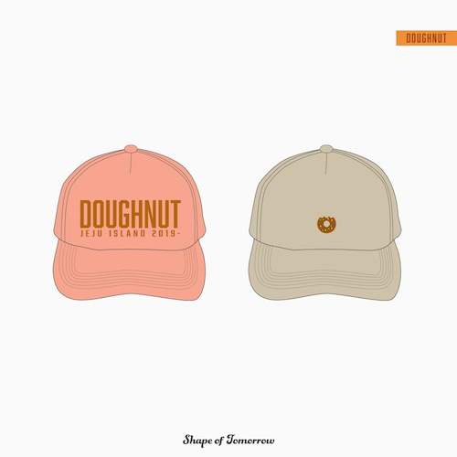 DOUGHNUT CAP [DNT007]
