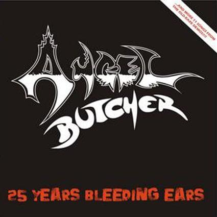 "ANGEL BUTCHER ""25 Years Bleeding Ears"" (輸入盤)"
