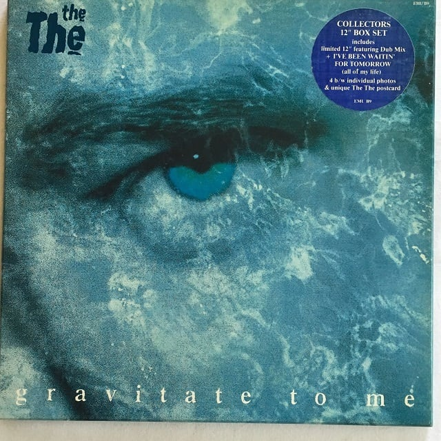 【12inch・英盤】The The / Gravitate To Me