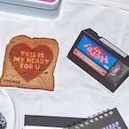 「MESSAGE」型抜きカード 5枚セット