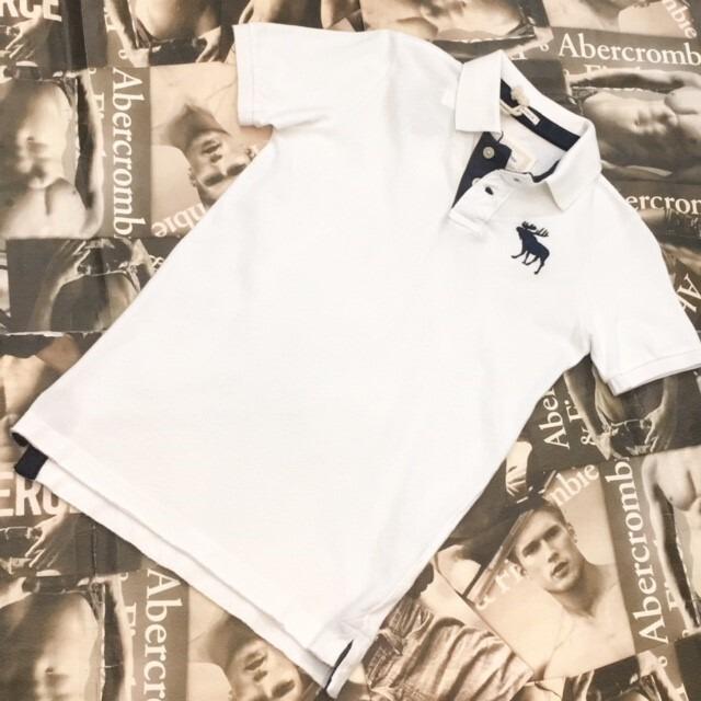 Abercrombie&Fitch MENS ポロシャツ XXLサイズ