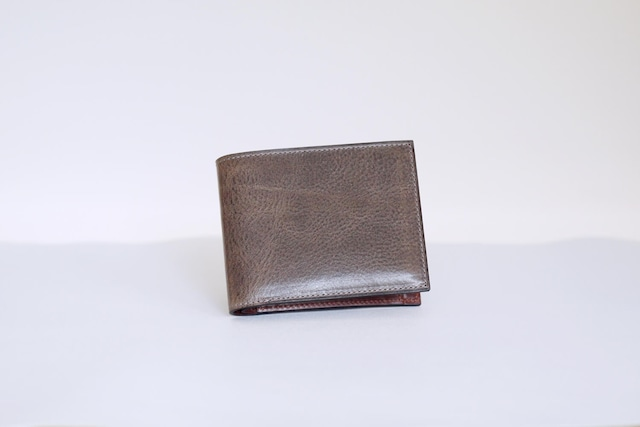 二つ折り財布/Gray