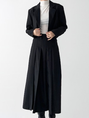 【WOMENS - 1 Size】TAILORED SETUP / 2colors