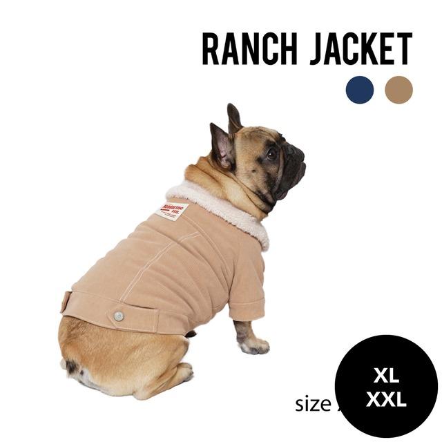 Mandarine brothers(マンダリンブラザーズ)RANCH JACKET ランチジャケット XL ,XXLサイズ