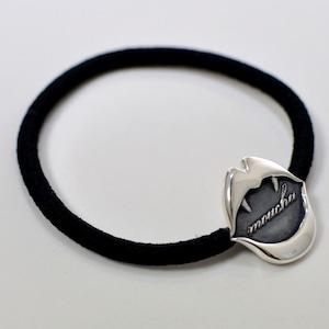 Mouchu Headband Silver
