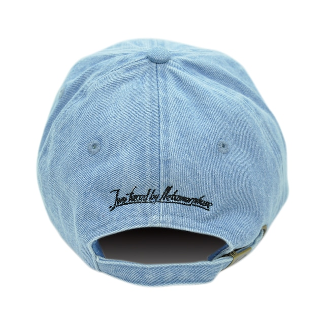 Beseball Low Cap / Light Blue