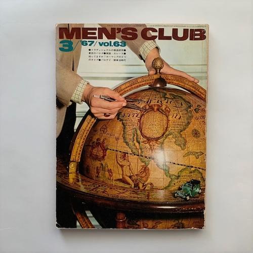 MEN'S CLUB メンズクラブ 63号