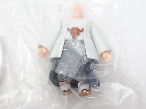 再入荷 ねんどろいどもあ きせかえ成人式:袴 体パーツ 白色
