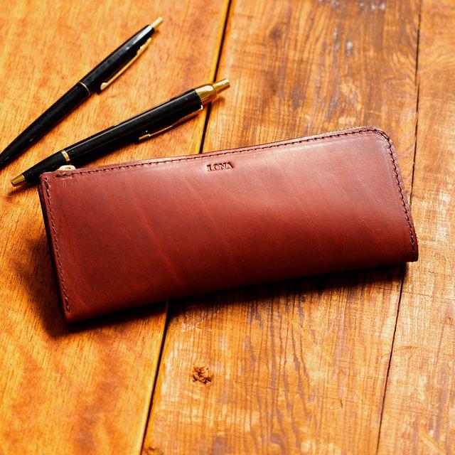 L-shaped pen case-M