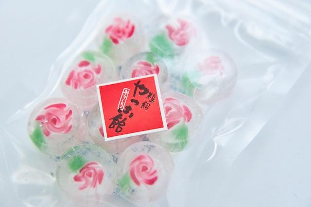 薔薇飴 500円