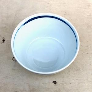【波佐見焼】【一誠】 【イージー丼】 【青海波】 波佐見焼 食器 北欧 おしゃれ 麺鉢 ラーメン鉢 うどん鉢 どんぶり 和風 和柄 スタッキング