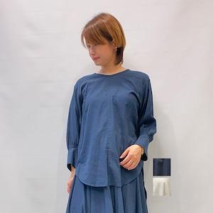 FLORENT(フローレント) BACK STRINGS BLOUSE 2021秋冬新作 [送料無料]