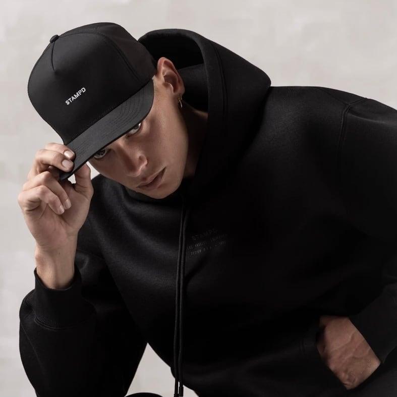 STAMPD / CLASSIC LOGO SNAPBACK CAP