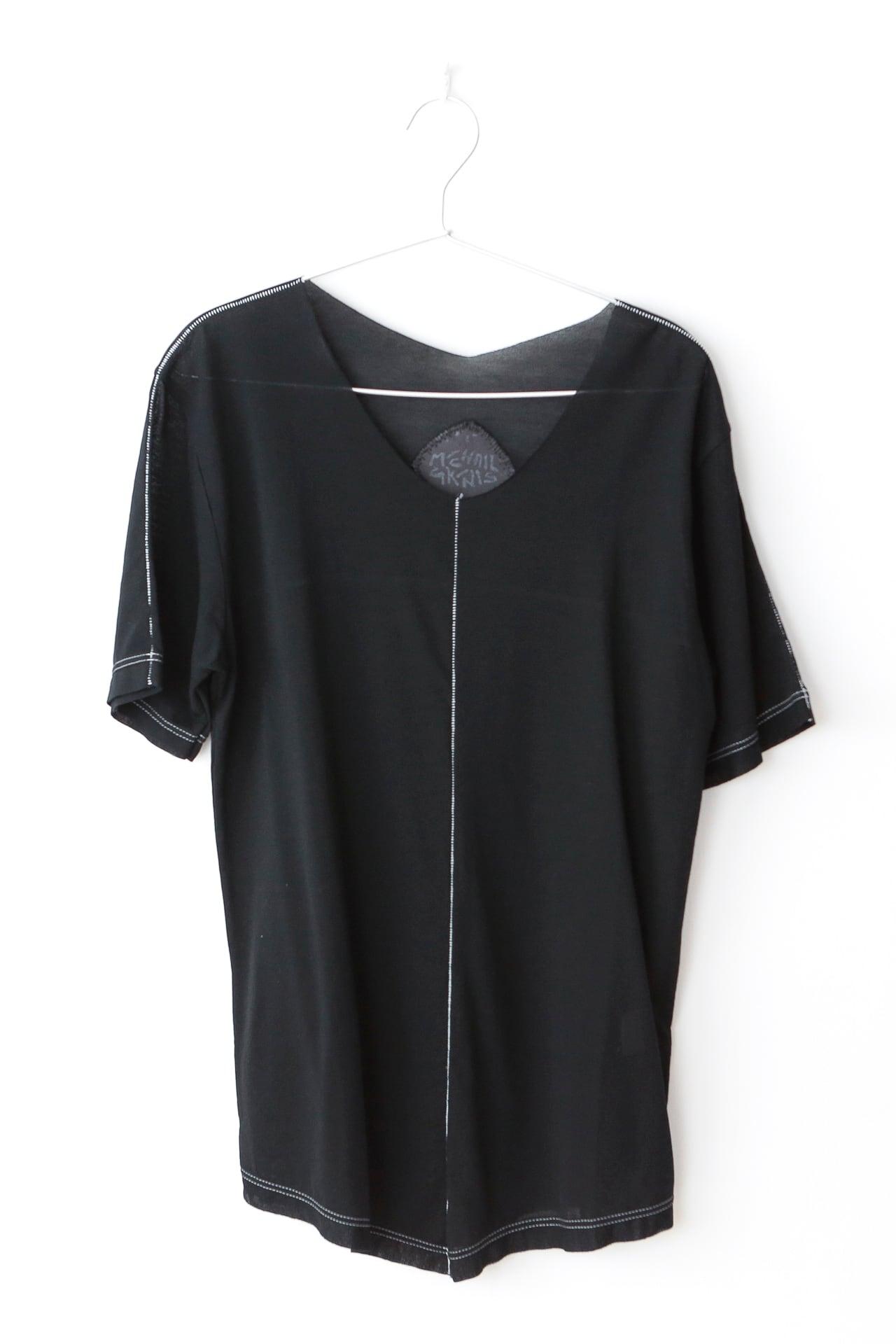 [受注生産]Tshirt【COTTON コットン】BLACK CS2121[税/送料込]