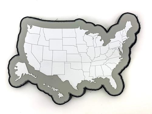 【 TacoVinyl 】 United States Patch