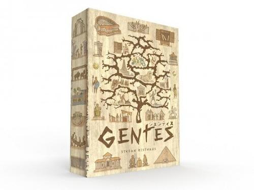 ジェンティス 日本流通版
