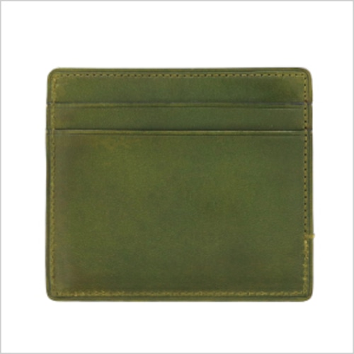 Compact Wallet Green