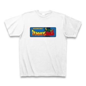 RUGBY Comic Logo T-shirt White【Free Shipping】