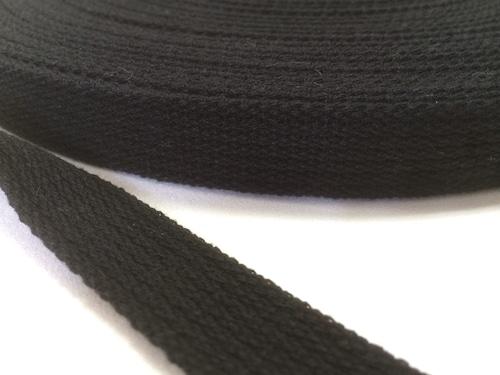 アクリルテープ 20㎜幅 2mm厚 黒 10m単位