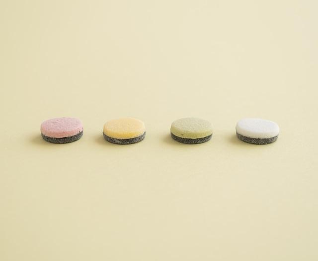 円- en 表裏マシュマロ