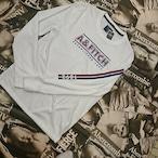 ☆セール品☆【さらに値下げしました!】Abercrombie&FitchメンズzoomロングTシャツMサイズ