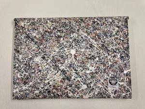 SHIBUKI ART Clutch Bag / SPLIT