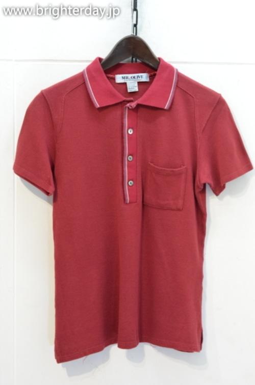 MR OLIVE ポロシャツ