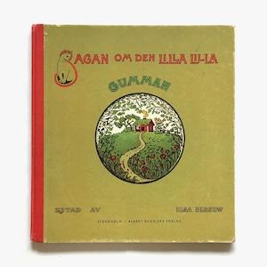 エルサ・ベスコフ「Sagan om den lilla, lilla gumman(ちいさなちいさなおばあちゃん)」《1975-01》