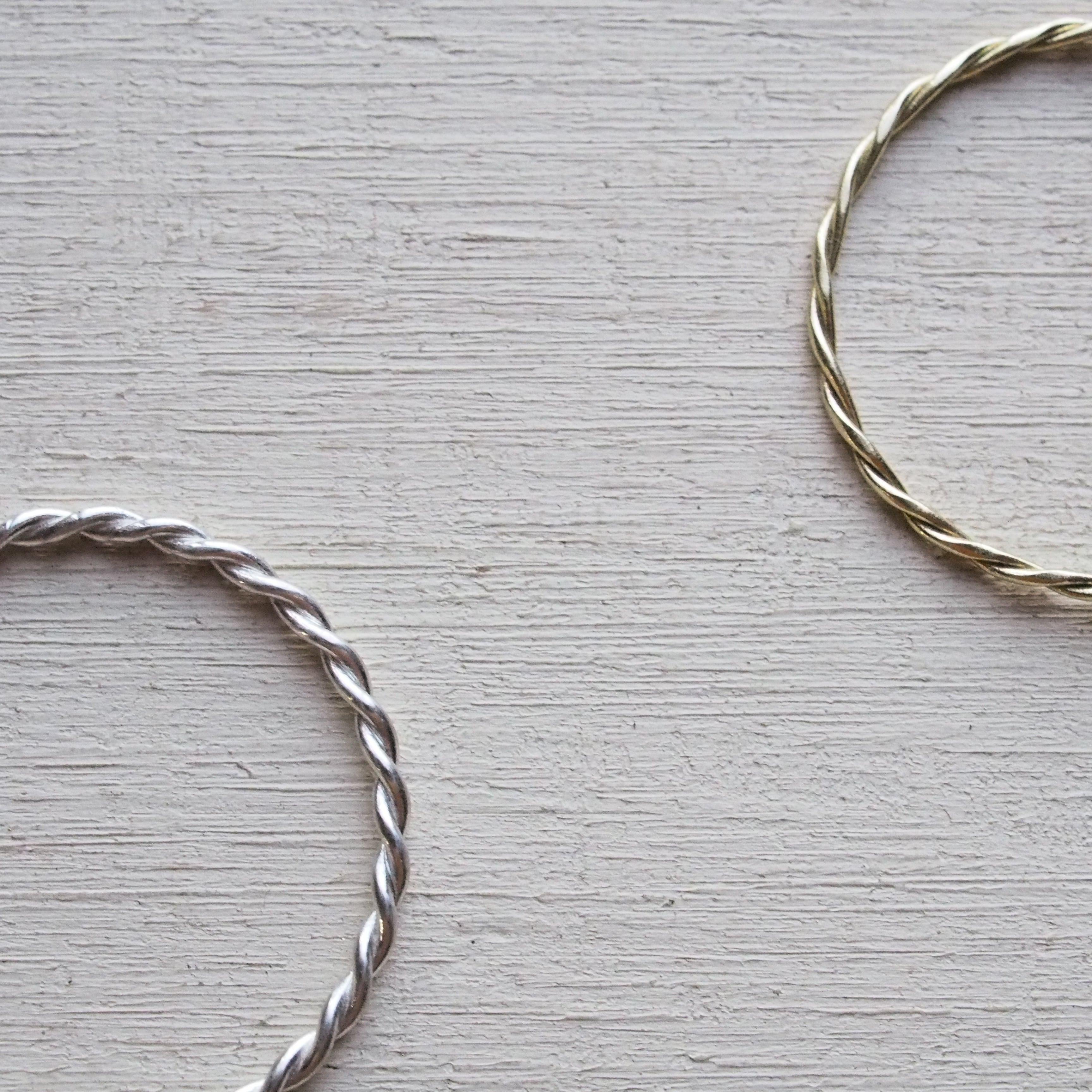 spiral ring(silver)