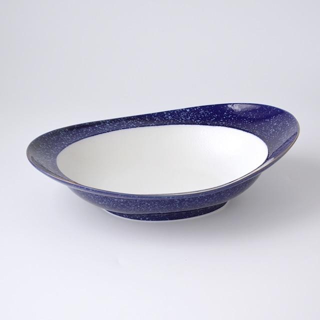 みかわちカレー皿 ラズリ(化粧箱入)