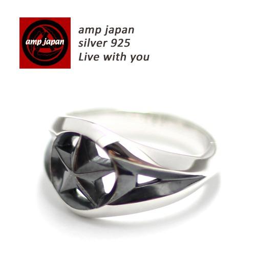 AMP JAPAN/アンプジャパン   トライアングルワイヤーリング 16ac-202