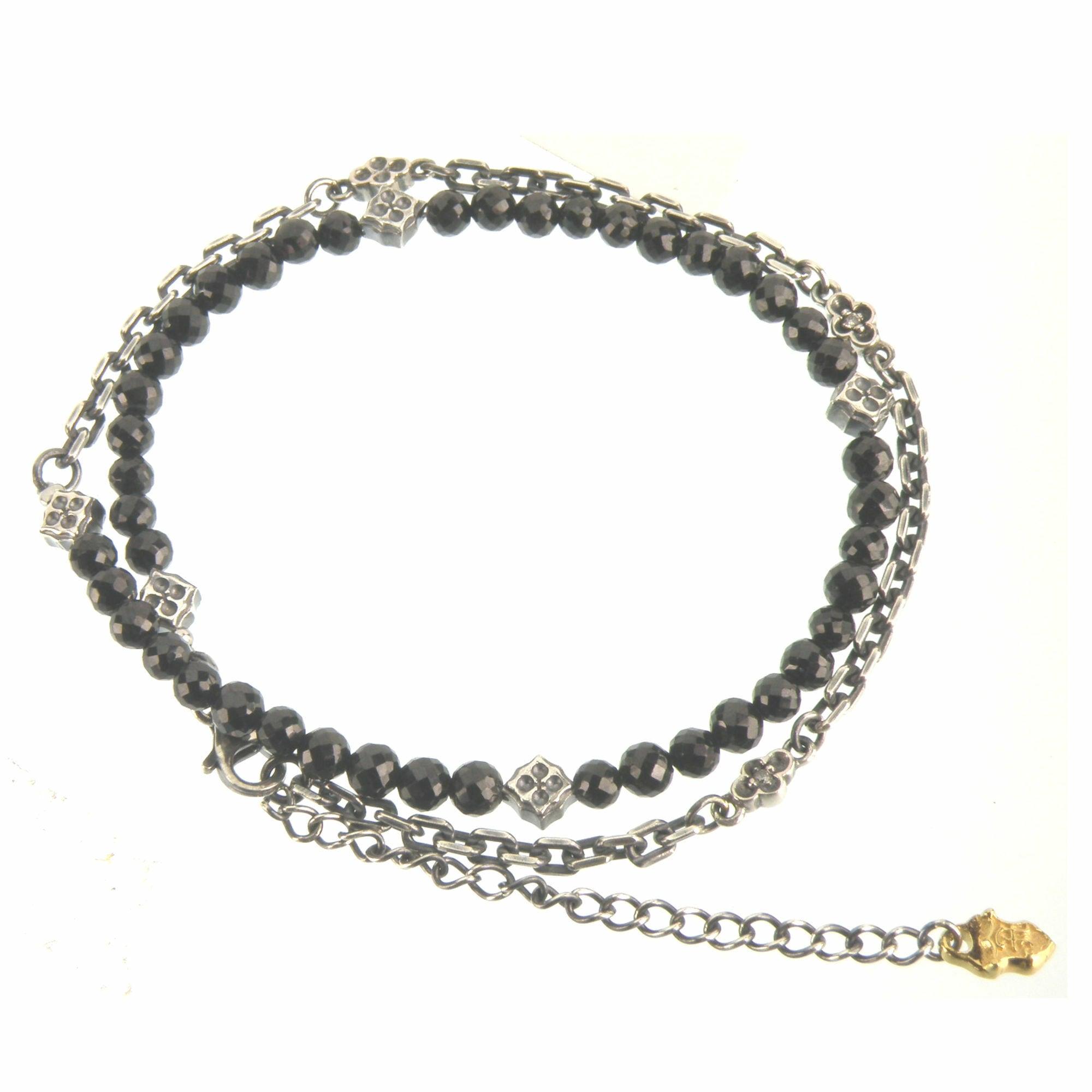 トレサリーコンビネーションブレスレット ACB0070 Treasury combination bracelet