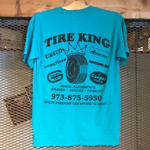 【Used】TIRE KING Tee