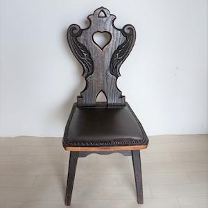 カフェ・ド・ヴィブ ハートの椅子