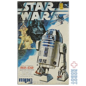 スター・ウォーズ mpc R2-D2 プラモデル