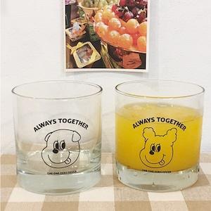 [1107] ゴンチル グラス(全2種)