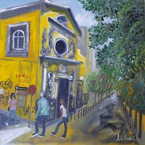Napoliの街角